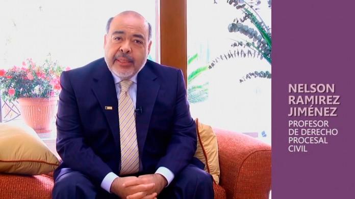 Nelson Ramírez: «Los actos dilatorios de los abogados existen y no tienen control ni sanción»