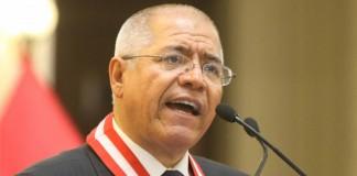 Magistrado supremo César San Martín Castro (Foto: El Comercio).