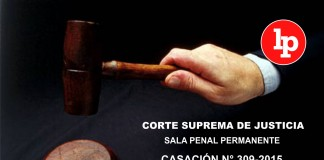 Corte Suprema: Establecen doctrina jurisprudencial sobre la prórroga de la investigación preparatoria