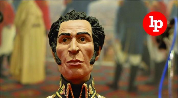"""Simón Bolívar. Su Constitución """"vitalicia"""" tuvo poco aliento."""