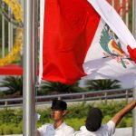 Los tres puntos críticos sobre la obligación de izar la bandera