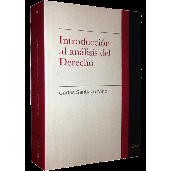 «Introducción al análisis del derecho«.
