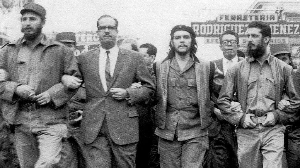Fidel Castro, Allende, El Che   Legis.pe