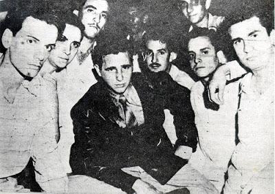 Castro y camaradas universitarios | Legis.pe