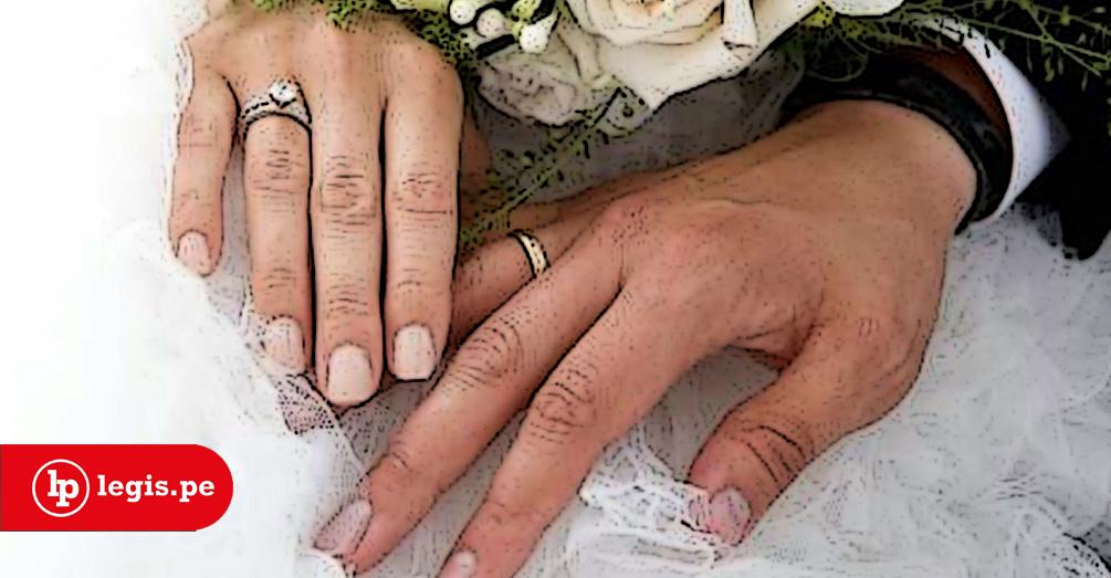 que es contraer matrimonio