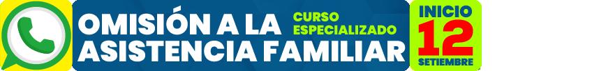 omisión a la asistencia familiar